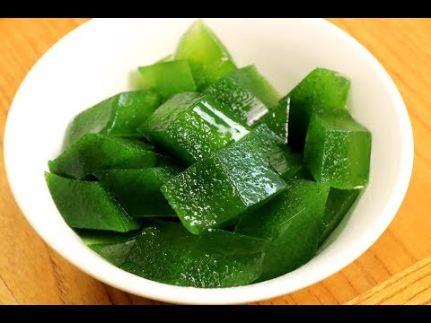 黃瓜這樣吃最爽,外面5塊錢一碗,清熱解暑,自己做成本只需3塊錢【夏媽廚房】 - Видео онлайн