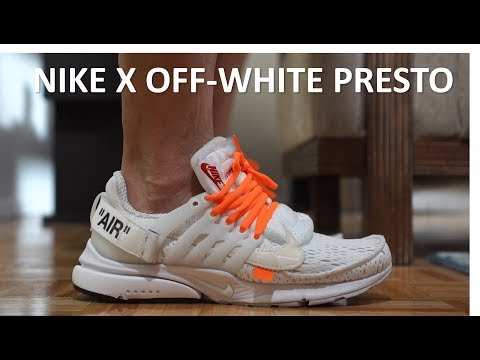 1 Week Review/On-feet - Nike x Off White Presto