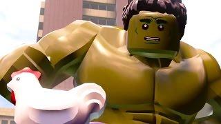 ЛЕГО МСТИТЕЛИ игра 2016 | Трейлер | LEGO Marvel's Avengers 2016 | Game Trailer