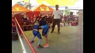ozamiz city boxing win 18 totskie dorona vs jhonyl pacman lastimosa