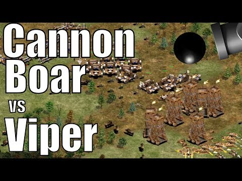 Cannonboar Nothing vs TheViper