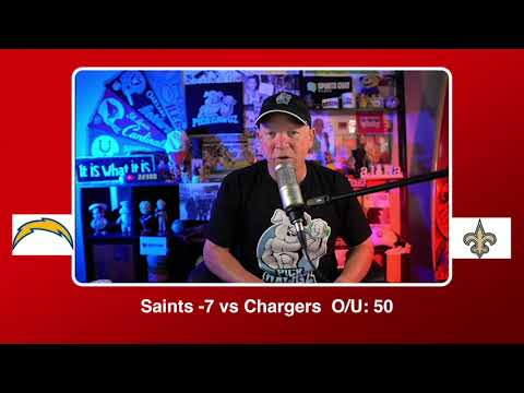 New Orleans Saints vs Los Angeles Chargers NFL Pick and Prediction Monday 10/12/20 Week 5 NFL