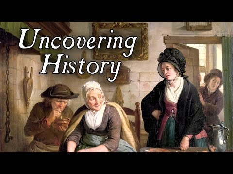 A Glimpse Into 18th Century Life Through Art - Uncovering History, Eps. 2.