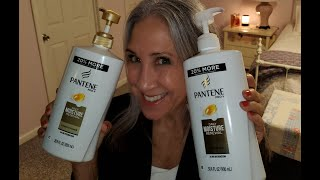 Pantene Daily Moisture Renewal Shampoo & Conditioner | 3-Month Experiment | KimTownselYouTube