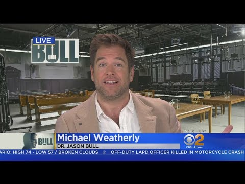 Michael Weatherly Says Season 2 Of 'Bull' Will Be A Gift