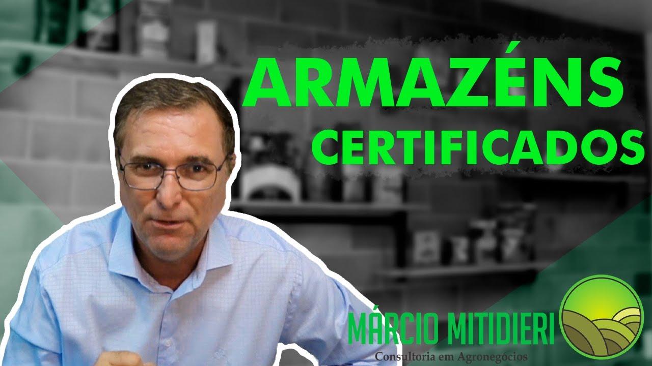 Armazéns Certificados