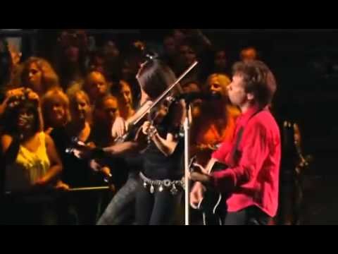 Bon jovi who says you can 39 t go home live from madison square garden year not sure youtube for Bon jovi madison square garden april 13