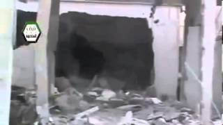 Syria - Assad Army Shelling of Zabadani Inflicts Massive Destruction on Damascus Suburb 11-22-13
