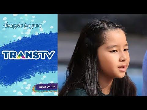 Serunya Bikin Slime Bareng Naya @IBU PINTAR Trans TV