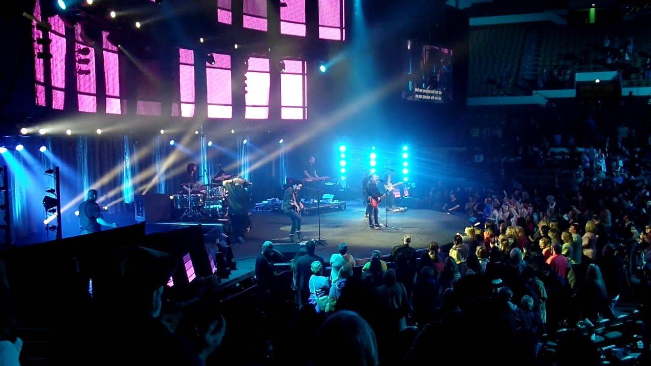 Matt Redman Worship at Joyce Meyer Conference In Hampton, VA 2015