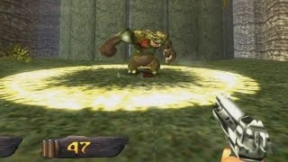 Turok: Dinosaur Hunter Remastered - Level 1 - All Keys All Secrets