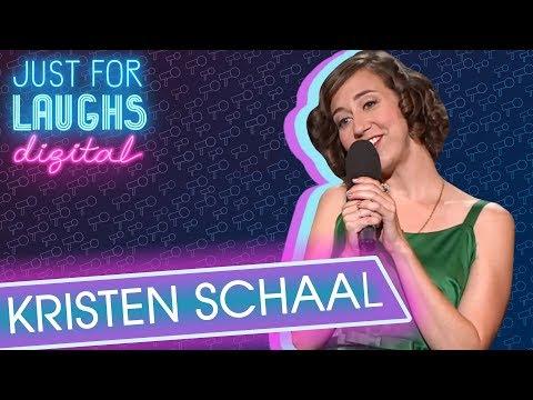Kristen Schaal Stand Up   2013