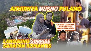 Download AKHIRNYA WISNU PULANG!!TIPS HADEPIN ANAK BERANTEM dari pakarnya