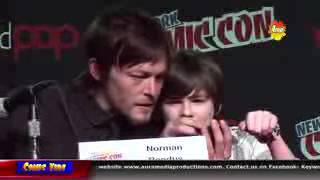 Norman Reedus funny moments compilation Panels