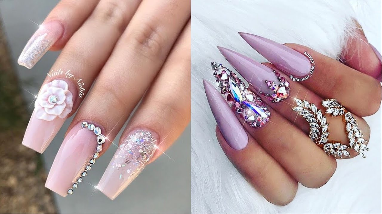 New Nail Art 2019 The Best Nail Art Designs Tutorial