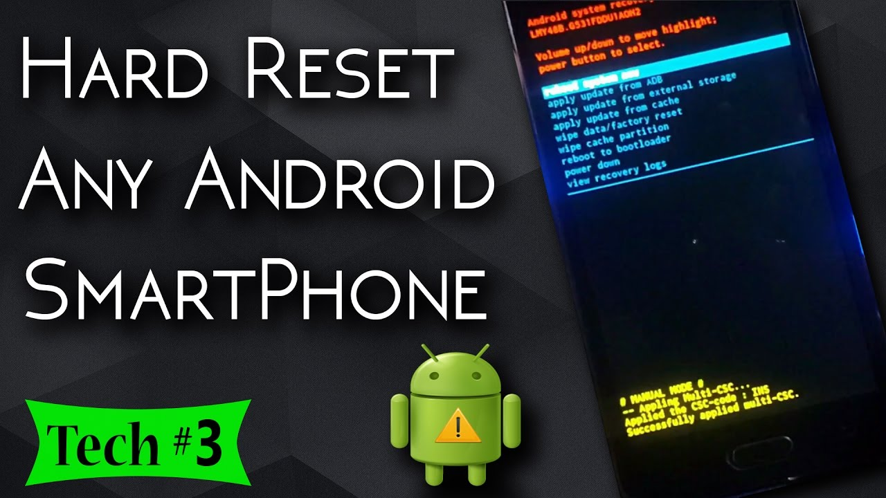 how to make hard reset samsung galaxy grand prime