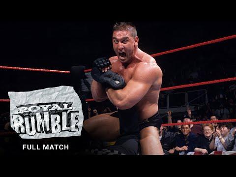 FULL MATCH - The Rock vs. Ken Shamrock - Intercontinental Championship Match: Royal Rumble 1998