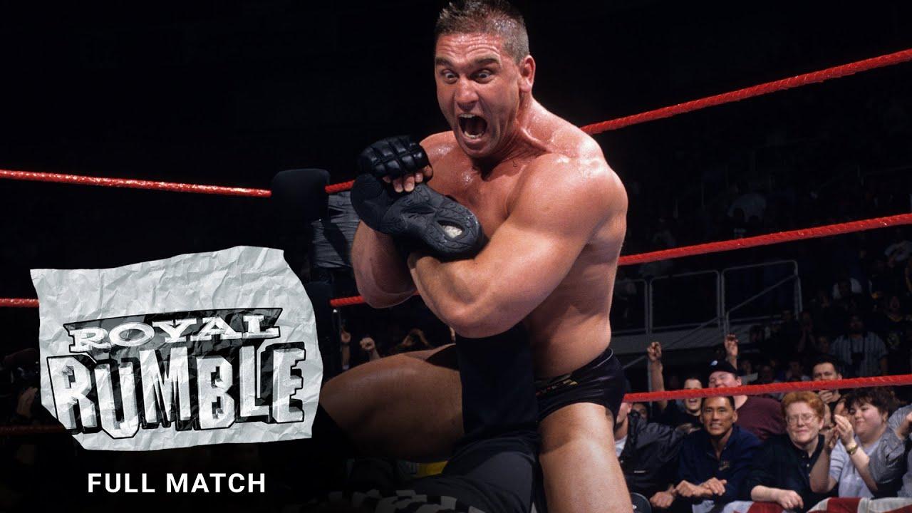 Download FULL MATCH - The Rock vs. Ken Shamrock - Intercontinental Championship Match: Royal Rumble 1998