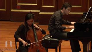 Yo-Yo Ma Master Class: Elgar Concerto Mvt. 3 & 4