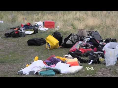 Plane Crash in Ukraine : Malaysia Airlines Flight MH17 - War Crime?