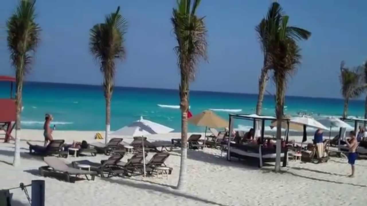 Nyx Hotel Cancun Beach