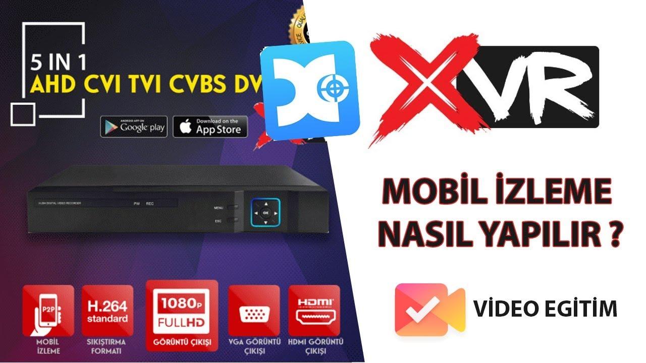 DVR Mobil İzleme Yazılımları – DVR Destek | Türkiyenin Güvenlik Destek Sitesi