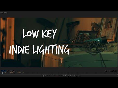 Low Key Indie Film Lighting - Breakdown