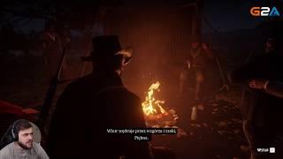 UCIECZKA Z WIĘZIENIA - Red Dead Redemption 2 / 13.11.2019 (#5)