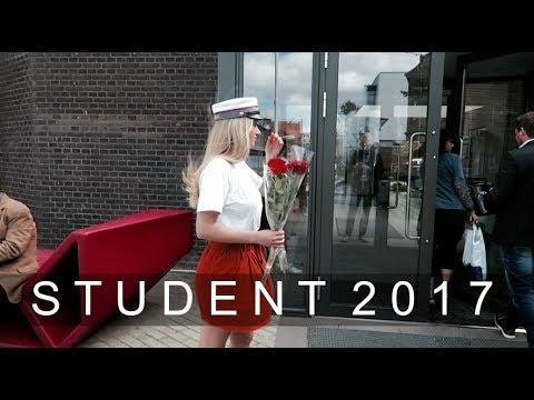 JEG BLIVER STUDENT | VLOG