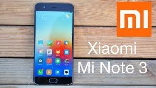 Обзор Xiaomi Mi Note 3: красивый, но я его не понял