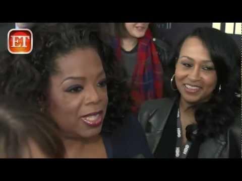 Oprah Surprises Beyonce at Her Big Premiere!