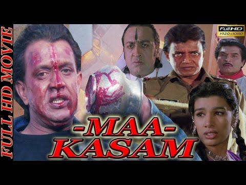 Maa Kasam (1999) | Mithun Chakraborty | Mink | Gulshan Grover | Full HD Movie