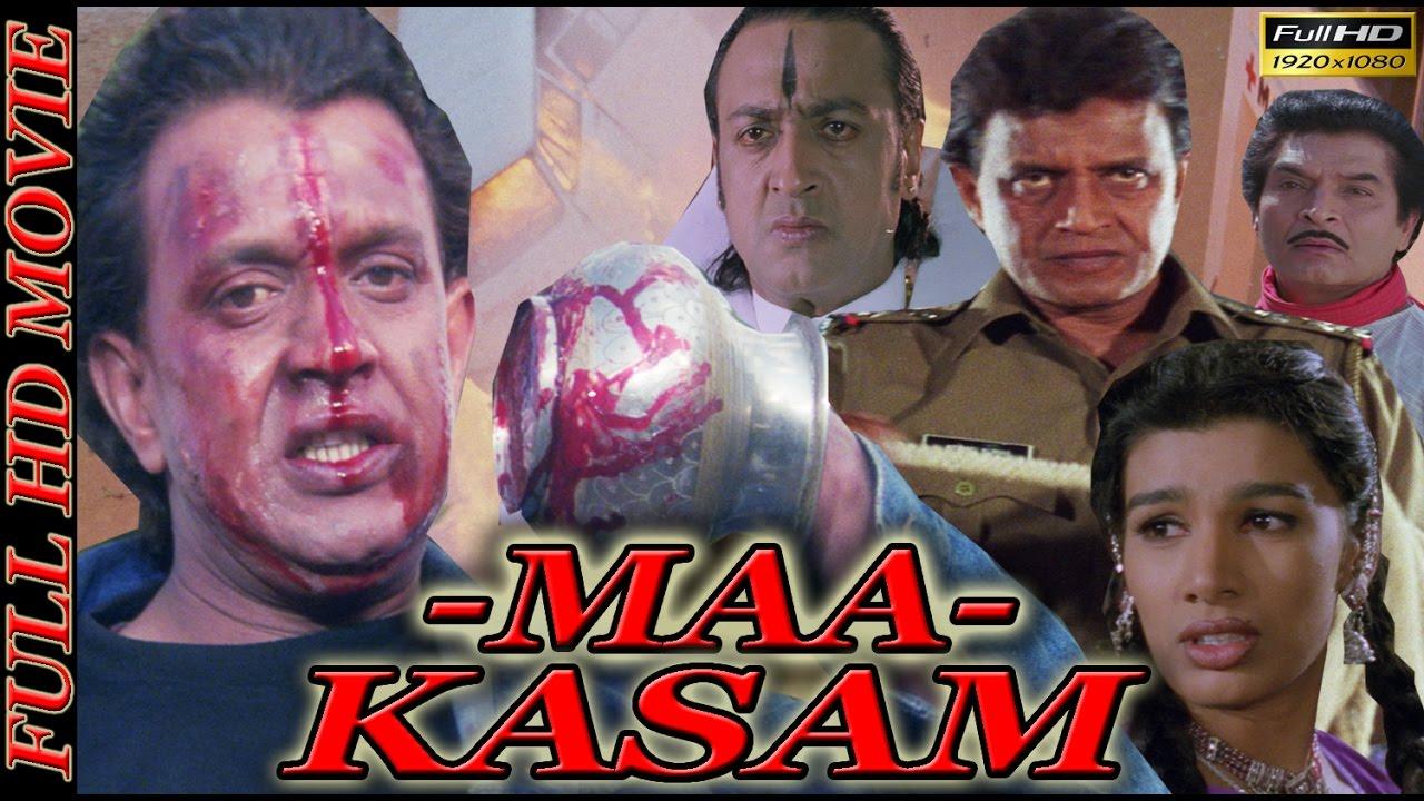 Maa Kasam 1999 Mithun Chakraborty Mink Gulshan Grover Full