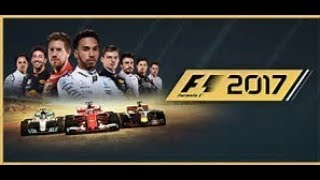 F1 2017 Game (New Career Trailer Release)
