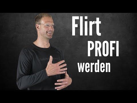 Flirten richtig lernen