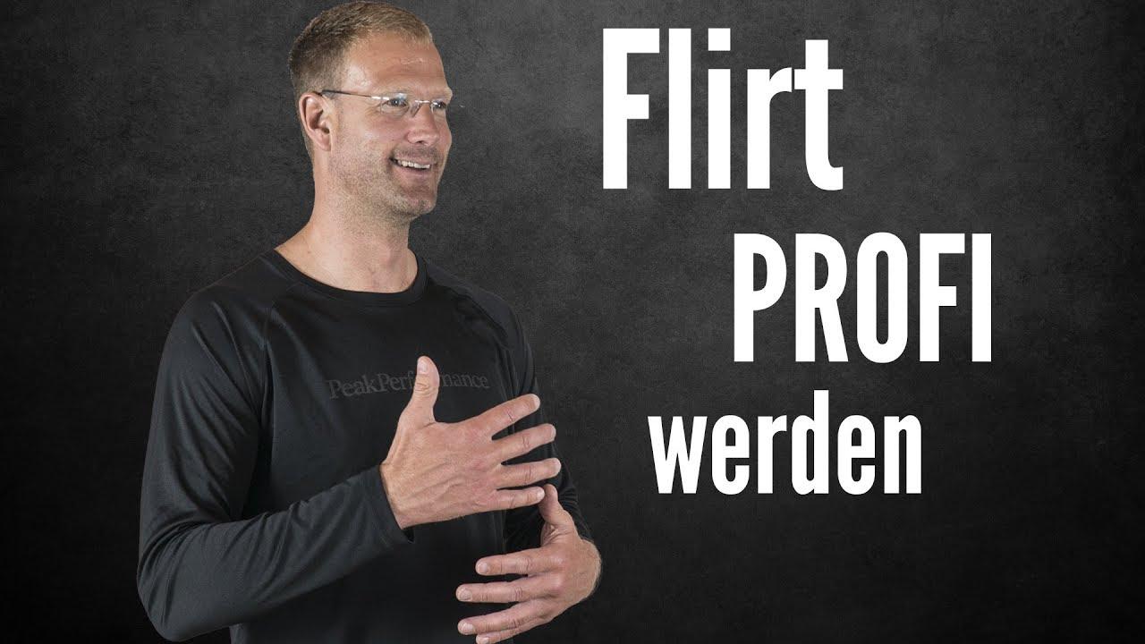 Flirten wie ein profi