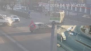 ДТП Московский/Гагарина.18.04.19.