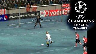 UEFA Champions League 2006-2007 ... (PS2)