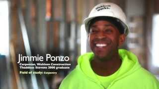 Jimmie Ponzo - 2000 Carpentry Technology