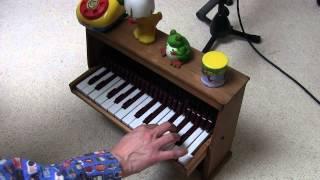 Toy music   Pascal Ayerbe