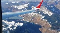 Landing to Sarajevo SJJ/LQSA (06.01.2018.)