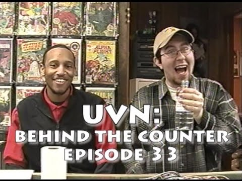 UVN: Behind the Counter 33