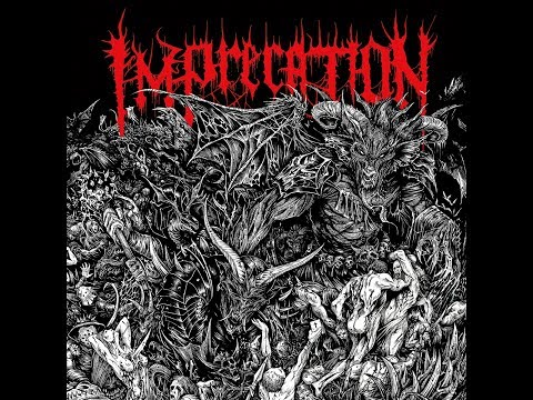 Imprecation - Temple of the Foul Spirit