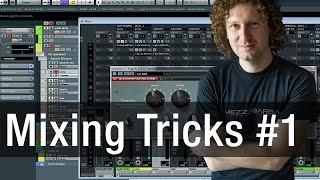 Pultec EQ: cut e boost simultaneo   Mixing Tricks #1