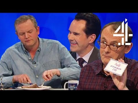 Loving Sean Lock & Miles Jupp's TOTALLY ABSURD Mascots   NEW 8 Out of 10 Cats Does Countdown