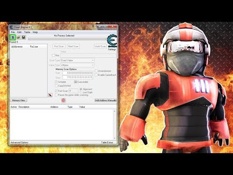 How To Make Cheat Engine Undetected For Roblox (Outdated)