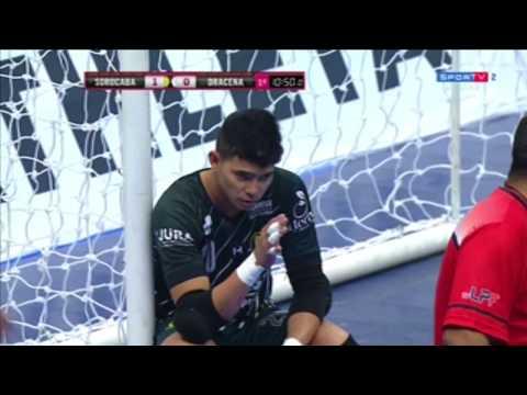 Goleiro Jackson ● Tempersul/Dracena ● Defesas na Liga Paulista 2017