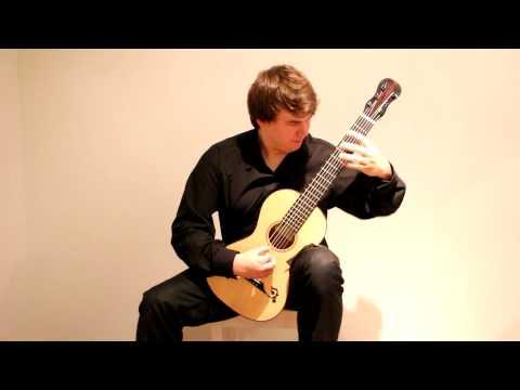 """F. Sor: Introduction and Variations on """"Que ne suis je la fougère!"""" op. 26"""