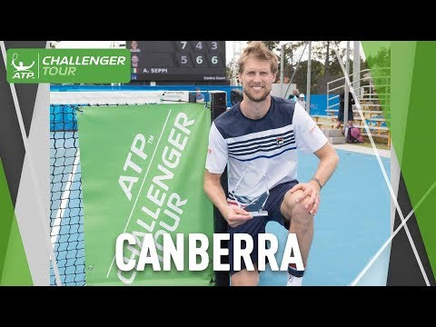 Seppi Surges To Canberra Challenger Crown 2018