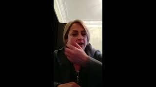AHSIKALI GÜLNARA GASANOVA SERT KONUŞTU